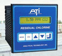 chlorine-transmiter